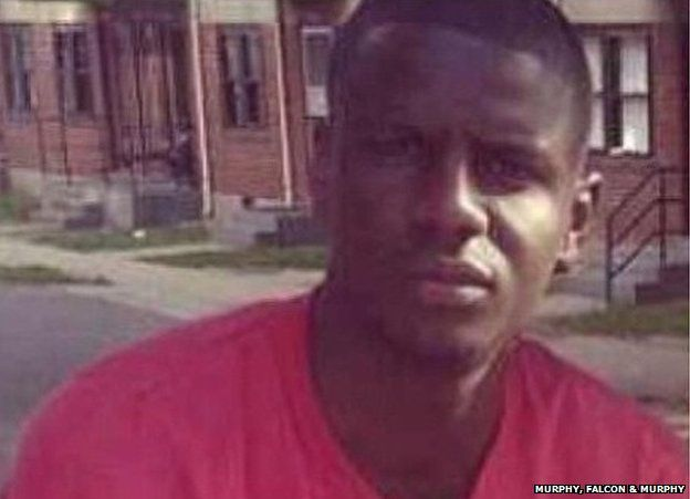 Gray's family say he was beaten