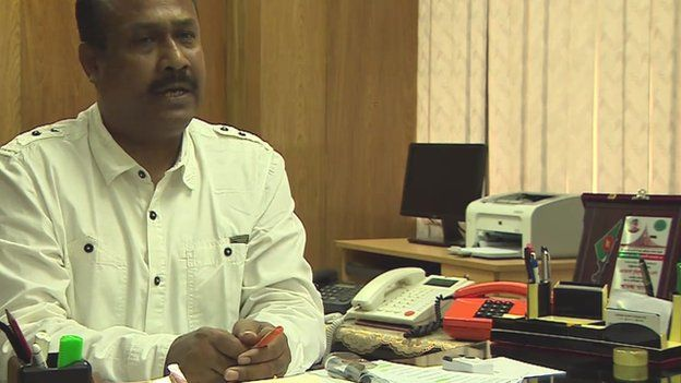 Labour Minister Mohammed Haque