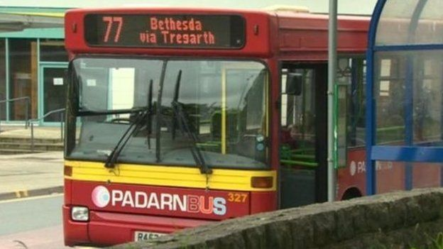 Bws Padarn