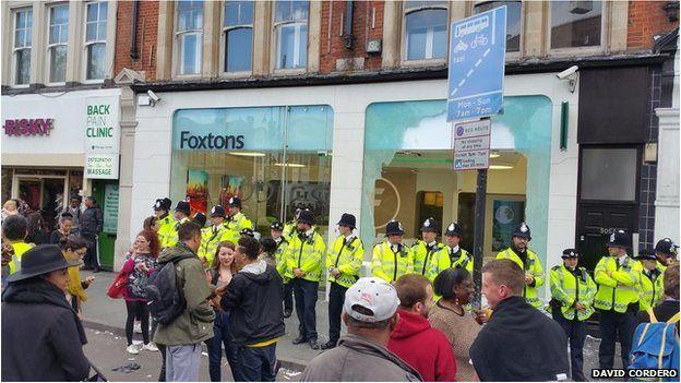 Foxtons, Brixton