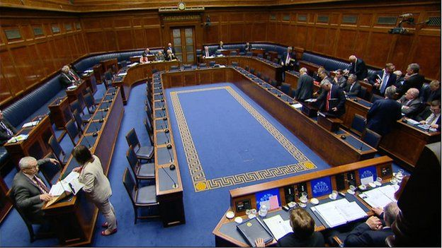 NI Assembly debate on equal marriage