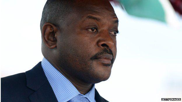 Burundi's President Nkurunziza