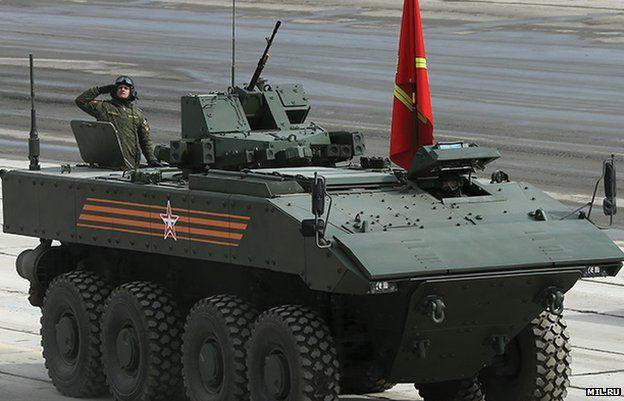 Boomerang BTR (pic: mil.ru website)