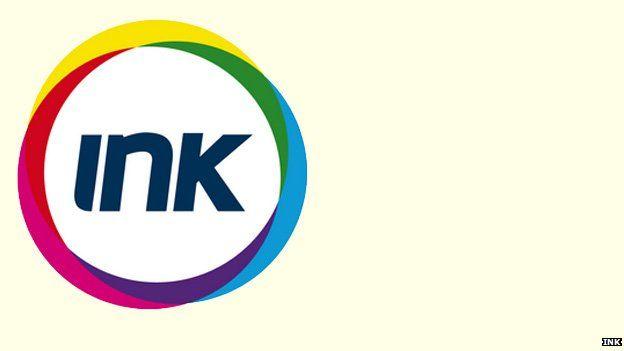 Ink's logo