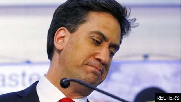 Ed Miliband: 'noson siomedig ac anodd iawn'