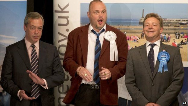 Conservative Craig Mackinlay won the South Thanet seat ahead of Nigel Farage and comedian Al Murray