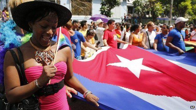 Havana gay pride