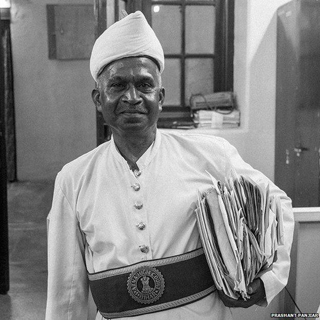 A clerk of Patna High Court