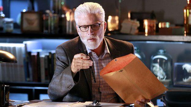 Ted Danson in CSI: Crime Scene Investigation