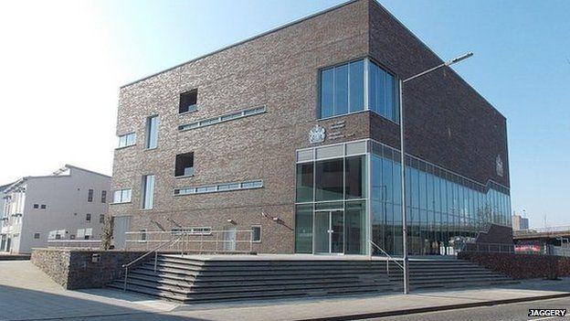 Newport Magistrates Court