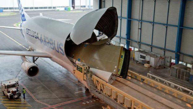 Airbus at Broughton