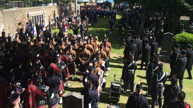 Leith ceremony