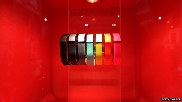 Fitbit armbands