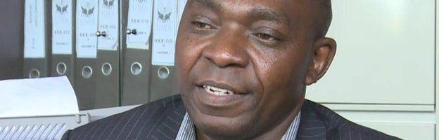 John Makombo