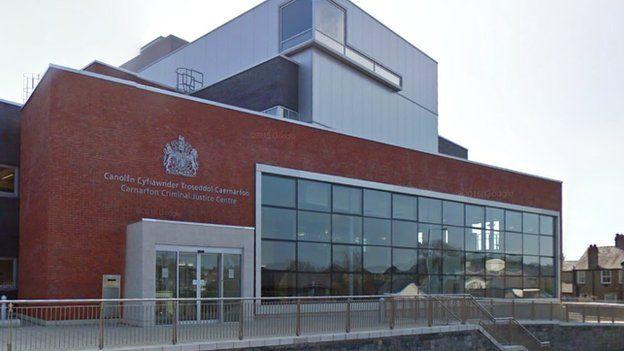 Caernarfon Magistrates Court