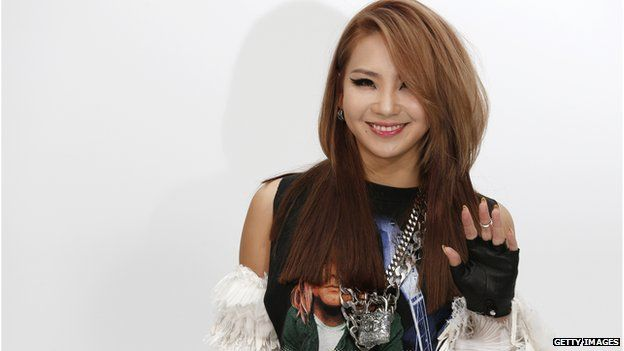 CL, K-pop singer from the band 2NE1