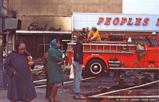 Post riots DC