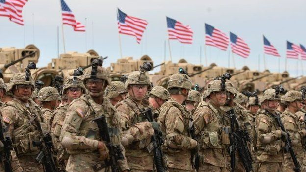 US army shuts website after hacking attack - BBC News