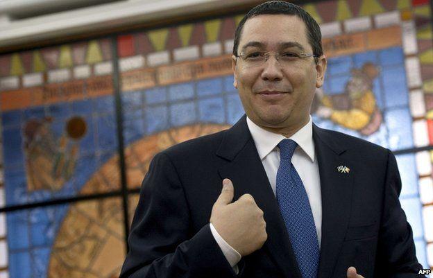 Victor Ponta (9 June)