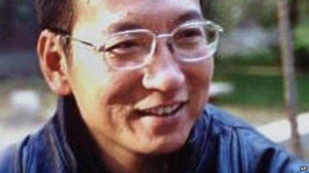 Liu Xiaobo (file image)