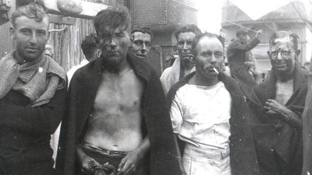 survivors of the Lancastria