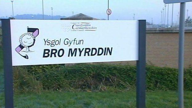 Ysgol Bro Myrddin