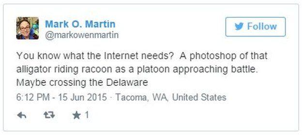 Mark O Martin tweet 16 June 2015