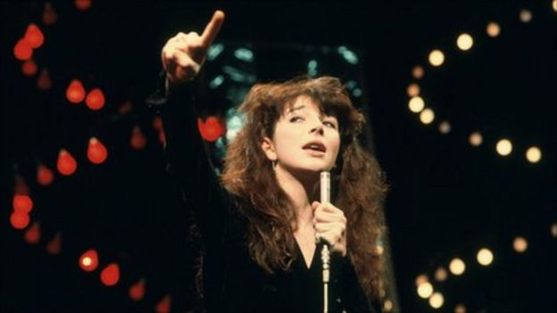 The acts keeping Kate Bush in the spotlight - BBC News