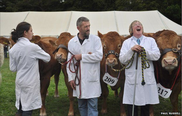 The New Forest Show, 2009