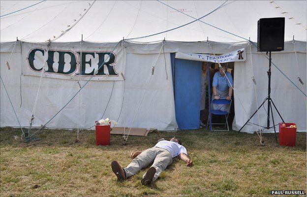 Bridport Food Festival, 2006