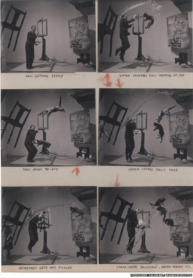 Salvador Dali, 1948