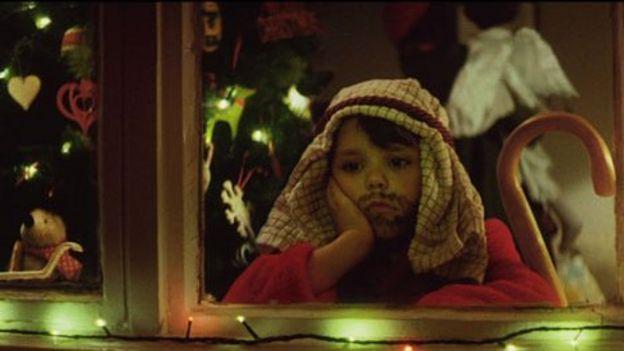 John Lewis Christmas Ad.Ad Breakdown The John Lewis Christmas Ad Bbc News