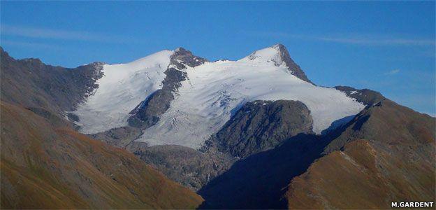 Glacier de la Grande Sassière (Vanoise massif)