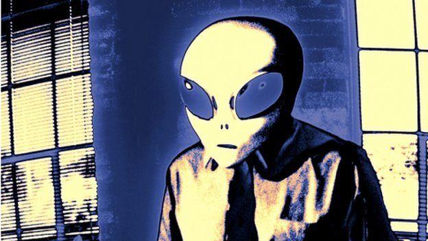 Alien weird