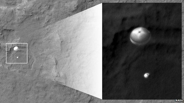 Rover descent