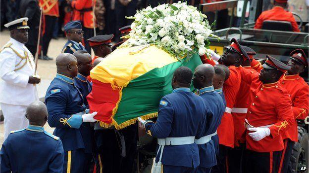 Funeral of John Atta Mills
