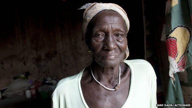 Sana Kojo, alleged witch, Kukuo