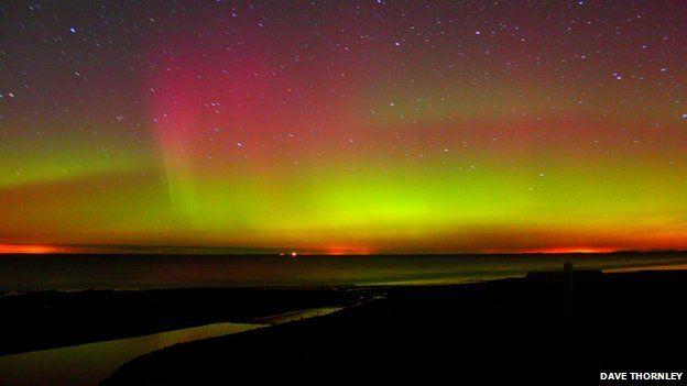 Northern Lights, Isle of Man