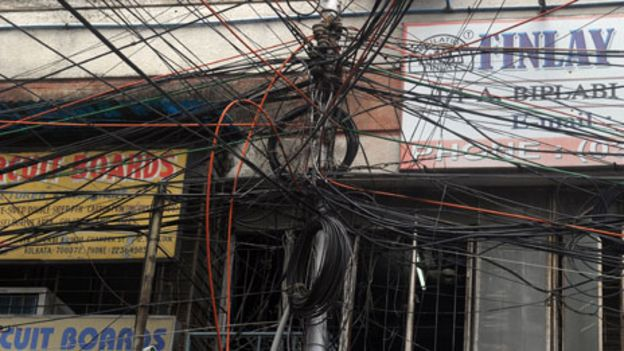 Why India loves a good electrician BBC News
