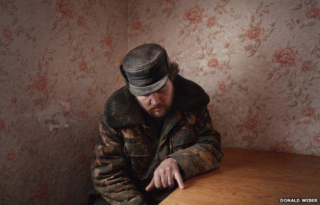 Interrogations by Donald Weber