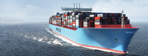 Image result for image of container ship