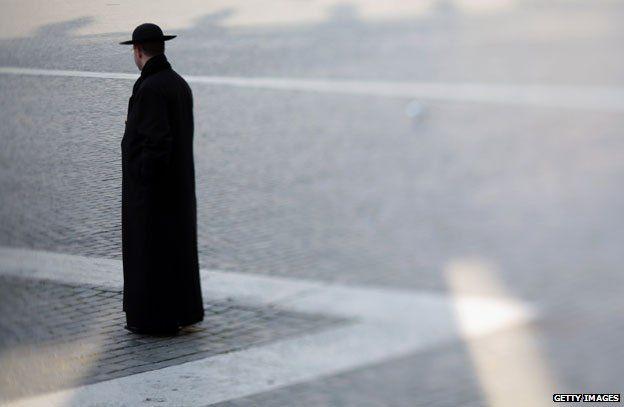 priest alone