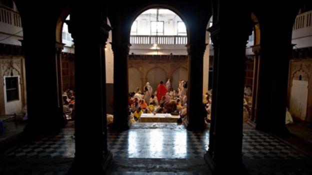 An ashram