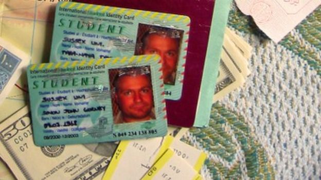 Why fake ID is an American rite of passage - BBC News
