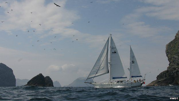 HWDT yacht Silurian