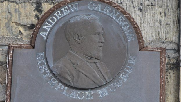 Andrew Carnegie: The man who gave it all away - BBC News
