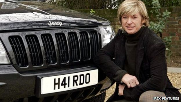 Why do people still buy personalised number plates? - BBC News