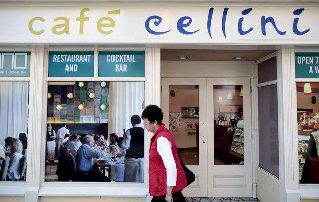 cafe cellini