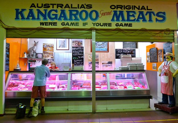4f4ce69e60 Eating Skippy  Why Australia has a problem with kangaroo meat - BBC News