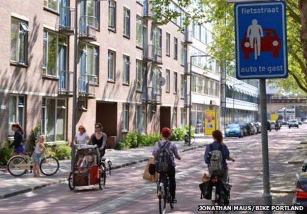 Why Is Cycling So Popular In The Netherlands Bbc News